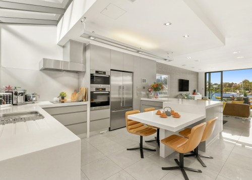 ​​​​​​​Having personally renovated more than 50 kitchens over gray