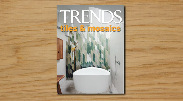 TRENDS MINI COVER 15 tiles mosaics - architecture architecture, bathroom, bathroom accessory, ceiling, ceramic, floor, flooring, home, house, interior design, material property, plumbing fixture, property, room, shower curtain, tap, tile, wall, gray