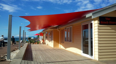 Shade Sail - awning | house | property awning, house, property, real estate, roof