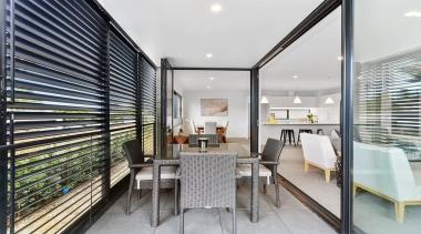 78580_louvretec-new-zealand-ltd_1557362033 - apartment | architecture | balcony | apartment, architecture, balcony, building, ceiling, daylighting, design, facade, floor, furniture, home, house, interior design, property, real estate, roof, room, white