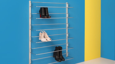 Ambos Shoe Racks - Ambos Shoe Racks - blue, furniture, line, locker, product, shelf, shelving, teal