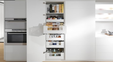 Blum SPACE TOWER with TANDEMBOX 4 -