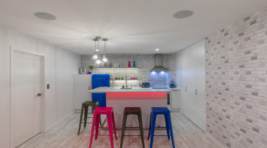 Dannemora - apartment   architecture   ceiling   apartment, architecture, ceiling, home, house, interior design, kitchen, property, real estate, room, table, gray