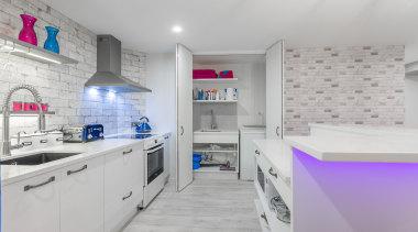 Dannemora - countertop   interior design   kitchen countertop, interior design, kitchen, property, real estate, room, gray