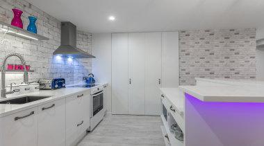 Dannemora - countertop   floor   interior design countertop, floor, interior design, kitchen, property, real estate, room, gray