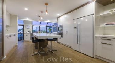 St Heliers III - ceiling   floor   ceiling, floor, interior design, kitchen, real estate, gray