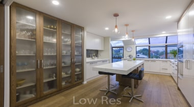 St Heliers III - interior design   real interior design, real estate, gray, brown
