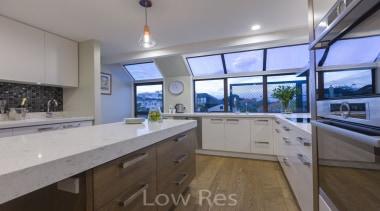 St Heliers III - countertop   estate   countertop, estate, interior design, kitchen, property, real estate, gray