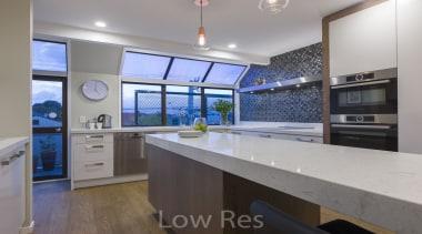 St Heliers III - countertop   interior design countertop, interior design, kitchen, property, real estate, gray