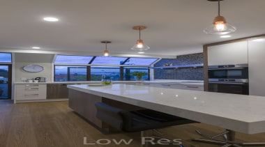 St Heliers III - ceiling   countertop   ceiling, countertop, interior design, kitchen, real estate, room, gray