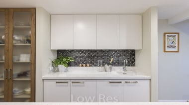St Heliers III - cabinetry   countertop   cabinetry, countertop, interior design, kitchen, real estate, gray