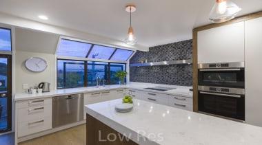 St Heliers III - countertop   cuisine classique countertop, cuisine classique, interior design, kitchen, property, real estate, gray