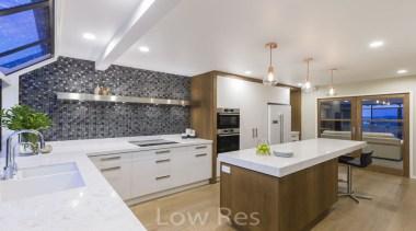 St Heliers III - countertop   interior design countertop, interior design, kitchen, property, real estate, room, gray