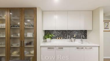 St Heliers III - cabinetry   countertop   cabinetry, countertop, cuisine classique, furniture, interior design, kitchen, room, gray