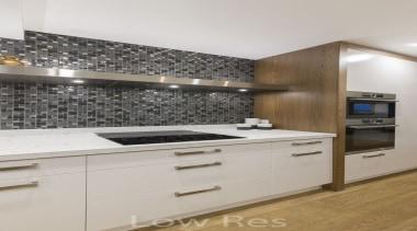 St Heliers III - cabinetry   countertop   cabinetry, countertop, floor, interior design, kitchen, gray