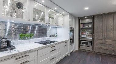 Sunnyhills II - cabinetry | countertop | cuisine cabinetry, countertop, cuisine classique, home appliance, interior design, kitchen, gray
