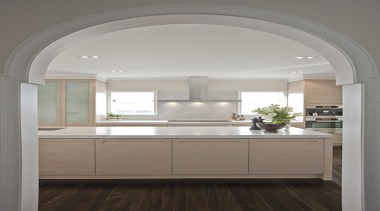 Remuera - cabinetry   ceiling   countertop   cabinetry, ceiling, countertop, cuisine classique, home, interior design, kitchen, room, window, gray