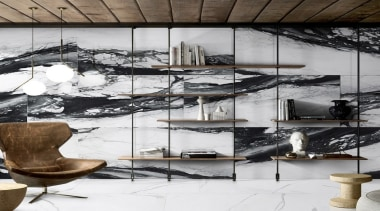 Extension Galaxy Satin 600x1200 - furniture | interior furniture, interior design, table, wall, white