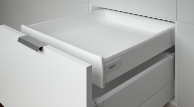 The 'S' drawer models have a drawer side chest of drawers, drawer, furniture, product, white, gray