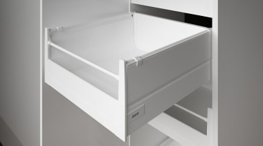 The 'S' drawer models have a drawer side drawer, furniture, product, gray, white