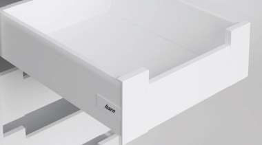 The 'T' drawer models have a higher drawer angle, bathroom sink, drawer, furniture, line, product, table, tap, white, gray