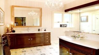 Highly Commended – Mark Bruce - bathroom   bathroom, bathroom accessory, bathroom cabinet, cabinetry, countertop, cuisine classique, floor, flooring, home, interior design, room, sink, orange