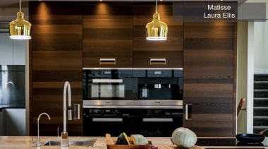 Highly Commended – Matisse Laura Ellis – Tida cabinetry, countertop, interior design, kitchen, brown