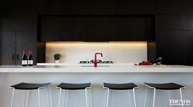 Highly Commended Evelyn Mcnamara Architecture Ltd - furniture furniture, interior design, table, black, gray