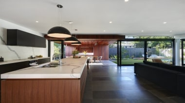 Highly Commended – Urbane Projects - architecture | architecture, countertop, estate, house, interior design, kitchen, property, real estate, window, gray