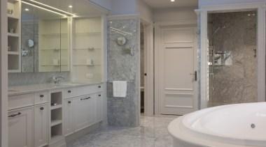Bathroom Vanities - bathroom | bathroom accessory | bathroom, bathroom accessory, bathroom cabinet, floor, home, interior design, room, gray