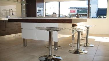 Greenlane - countertop | floor | flooring | countertop, floor, flooring, furniture, kitchen, table, gray, white