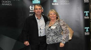 TIDA 2019 New Zealand Bathrooms - IMG 9676 carpet, event, fashion, flooring, premiere, yellow, black