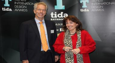 TIDA 2019 New Zealand Bathrooms - IMG 9686 award, award ceremony, event, black