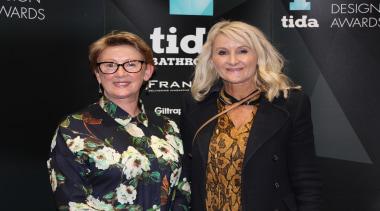 TIDA 2019 New Zealand Bathrooms - IMG 9702 beauty, blond, event, eyewear, fashion, fashion accessory, fashion design, glasses, vision care, black