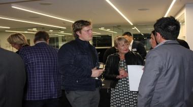 TIDA 2019 New Zealand Bathrooms - IMG 9766 conversation, crowd, design, event, black