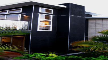 Keep Your Project Cooler 2 - architecture | architecture, facade, home, house, siding, window, black