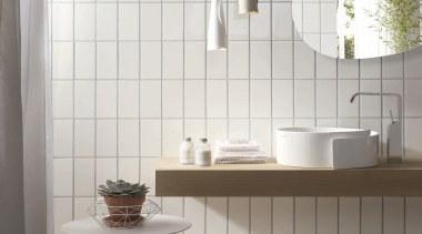 LOL White 100x200 - LOL White 100x200 - bathroom, bathroom accessory, bathroom cabinet, ceramic, floor, flooring, interior design, plumbing fixture, room, shelf, sink, tap, tile, wall, white, gray