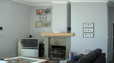 Longbeach Home - floor | flooring | furniture floor, flooring, furniture, home, home appliance, interior design, living room, room, wall, gray