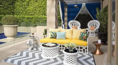 French classic-style residence by Massimo Interiors furniture, home, interior design, outdoor structure, product, white