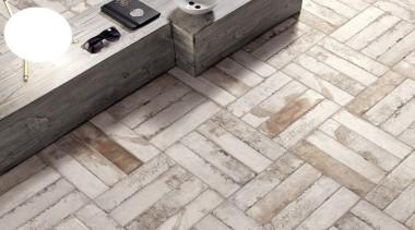 The Bricklane range of Italian made tiles areglazed floor, flooring, wood, white