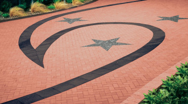 Resene Concrete Stain - grass | line | grass, line, pattern, wall, orange