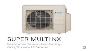 Super Multi Nx - air conditioning | home air conditioning, home appliance, product, white