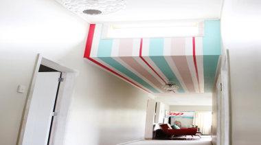 See Stripes - ceiling | daylighting | house ceiling, daylighting, house, interior design, light, light fixture, lighting, room, white