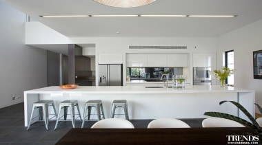Shortlisted Entry Wilson And Hill Architects Ltd - house, interior design, kitchen, real estate, gray