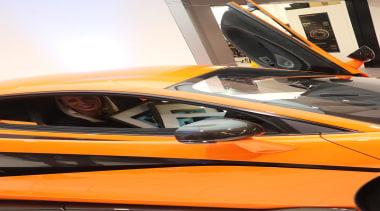 Mclaren - automotive design | car | hood automotive design, car, hood, lamborghini, lamborghini aventador, lamborghini gallardo, land vehicle, mclaren automotive, mclaren mp4-12c, orange, sports car, supercar, vehicle, vehicle door, yellow, orange