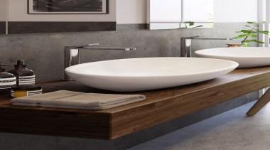 •10 year warranty•650 x 370mm•Italian design•Vitreous china counter bathroom, bathroom sink, ceramic, countertop, floor, plumbing fixture, sink, tap, black, gray