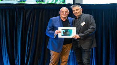 2019 TIDA New Zealand Homes presentation evening award, award ceremony, blue, employment, event, green, technology, blue, black