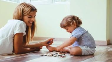 Undertile Heating - child | girl | human child, girl, human behavior, white