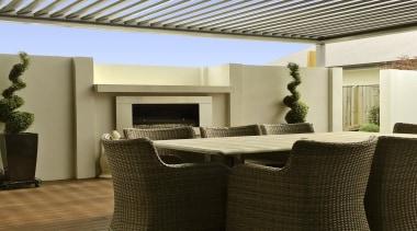 Silencio Rotating Louvres - floor | flooring | floor, flooring, furniture, interior design, living room, table, brown