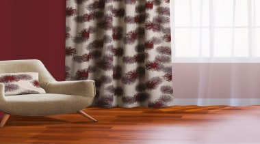 Artiste - curtain | decor | floor | curtain, decor, floor, flooring, interior design, textile, window, window covering, window treatment, gray